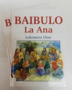 Baibulo La Ana