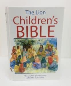 Childrens - Lion